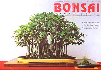 WANTED! 2000 January/February issue of Bonsai Magazine 'the publication of Bonsai Clubs International' Bci_cover_2000